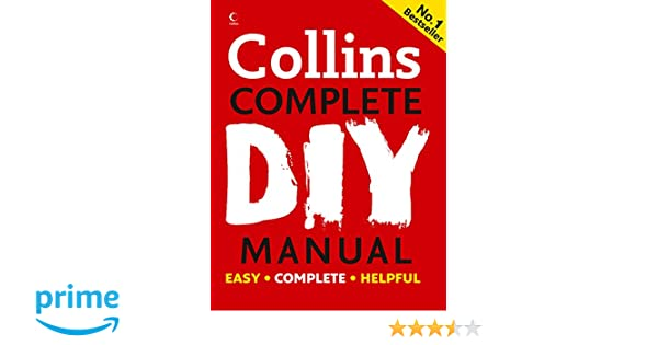 Collins complete diy manual albert jackson 9780007425952 amazon collins complete diy manual albert jackson 9780007425952 amazon books solutioingenieria Images