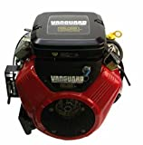 386447-3079 23hp Vanguard, Horizontal 1'' x 2 29/32'' Shaft, Electric Start, FP, Oil Filter Cooler, Key Switch Briggs Stratton Engine
