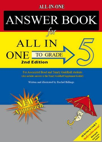 Answer Book: For All-In-One to Grade 5 (2nd Edition) by Rachel Billings - In Mall Billings
