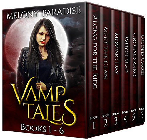 Vamp Tales Box Set: Season One: Books 1-6 by [Paradise, Melony]