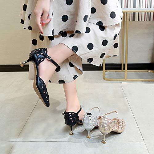 Amovibles Mode Aiguilles Talons Talons La Pas Black Pour Chaussures Et Donna Zyueer Adhésives Des De Bandes Danseuses Manquer Hauts Femmes Ne Pour Slips À Avec Des qFTEyp