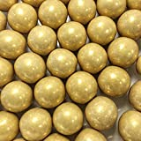 """Large 1"""" Colored Shimmer Gumballs - 2 Pound Bags - About 120 Gumballs Per Bag"""