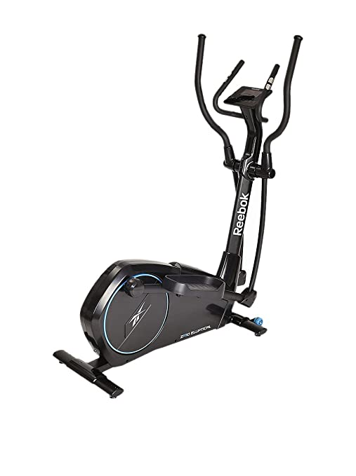 fashion styles sleek free delivery Reebok ZR10 Electronic Cross Trainer - Black/Blue, One size