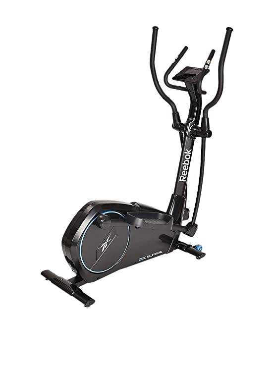 Reebok ZR10 - Bicicleta Elíptica Zr10 Elliptical - Black/Blue ...
