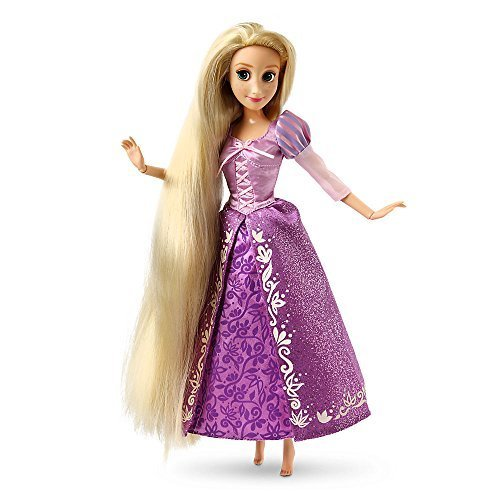 Disney Deluxe Tangled Rapunzel Classic Toy Doll Princess Figure 12 T NEW in BOX