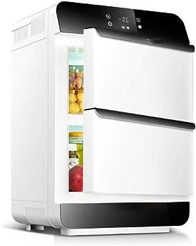 ZKKK Mini Bar, Nevera con congelador, Silent, 28L, Compresor y ...