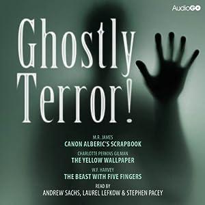 Ghostly Terror! Audiobook