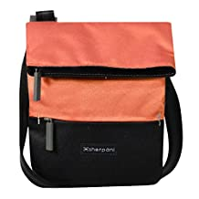 Sherpani Men's Pica Cross Body Bag, Ember, One Size