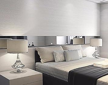 Einfache Moderne Schmale Streifen Farbe Schlafzimmer Warme ...