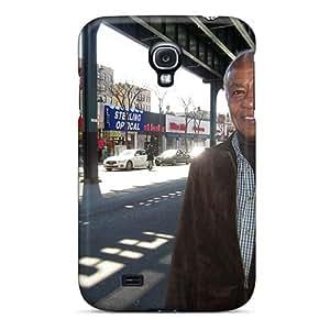 Samsung Galaxy S4 GQU12021TkYW Custom High Resolution Rise Against Pattern Bumper Phone Case -SherriFakhry