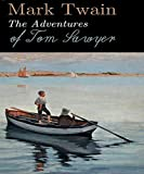 Image of The Adventures of Tom Sawyer: Mark Twain