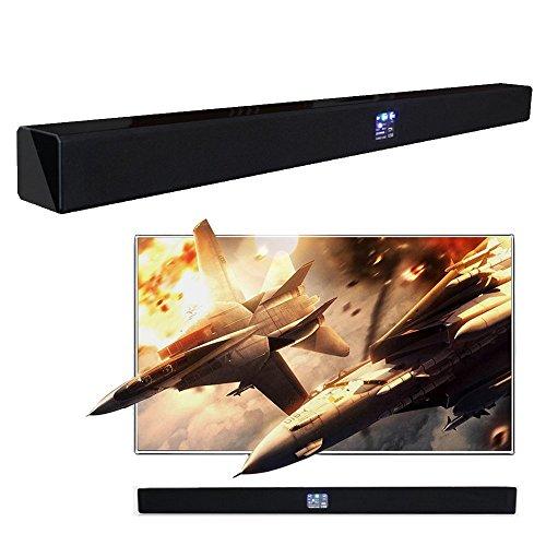 Smart TV Barra De Sonido Eco De Sonido De La Pared Bluetooth 5.1 Home Theatre Crystal Living Comedor Inalámbrico