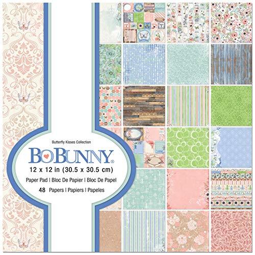 - Bo Bunny 7310515 Butterfly Kisses Paper Multi