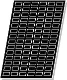 Flexipan, Mini Financier 0.34 Oz, 50mm x 26mm x 11mm Deep (2'' x 1'' x 3/8'' Deep), 84 Cavities