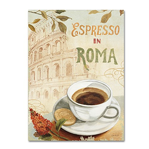 Cafe in Europe III Wall Decor by Lisa Audit, 18