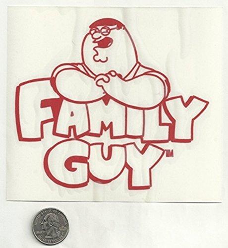 Gear Tatz FAMILY GUY Peter Vinyl Cut Sticker