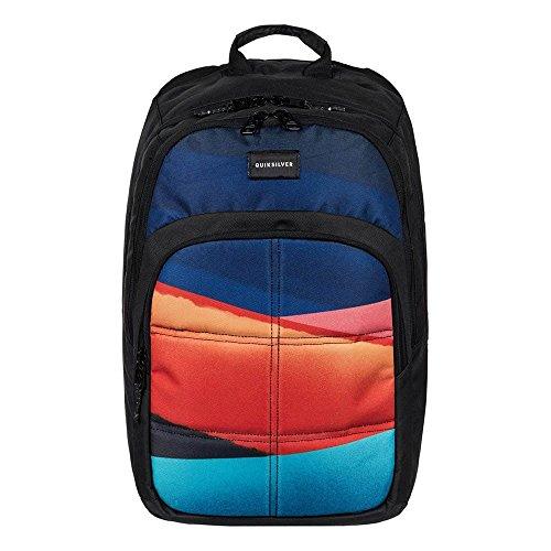 Quiksilver Men Burst EQYBP03428 20L Medium Backpack Slash Moroccan for qwOg6qBrx