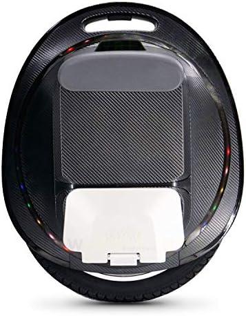 Gotway Tesla V2-850 Wh Gyroroue Adulte Unisexe, Noir, Unique