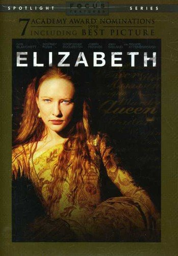 DVD : Elizabeth (Remastered, , Dolby, AC-3, Widescreen)