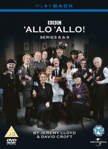 Allo Allo Complete Series