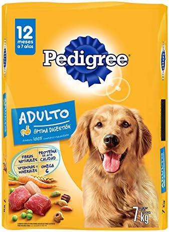 Pedigree Comida para Perros Croqueta Adulto, 7 kg 2