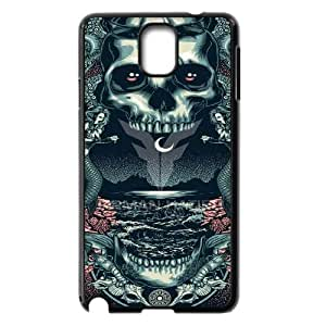 HEHEDE Phone Case Of SKULL Unique Cool Painting For Samsung Galaxy Note 3 N9000