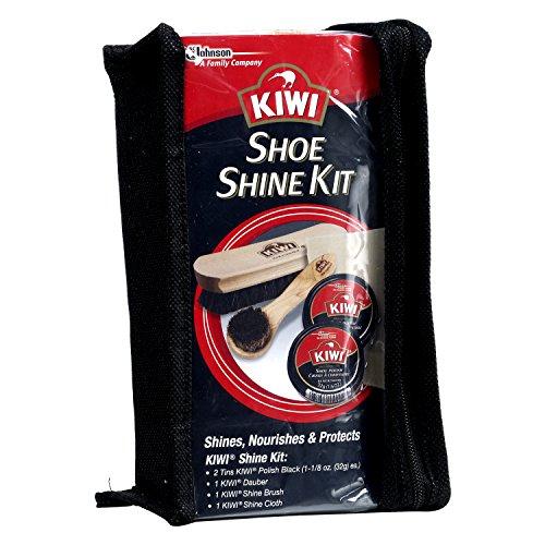 Kiwi Deluxe Shine Kit