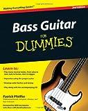 Bass Guitar for Dummies, Patrick Pfeiffer, 0470539615