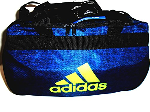 adidas Diablo II Gear Up Small Gym Travel All Sports Gear Du