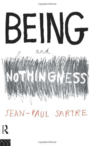 Jean Paul Sartre Being And Nothingness Pdf