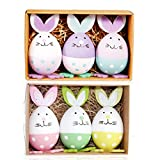 Alonea Easter Egg, Bunny Easter Eggs, Spring Gift Set Bundle, Easter Hunt, Party Favors, Classroom Prize Supplies 6PCS