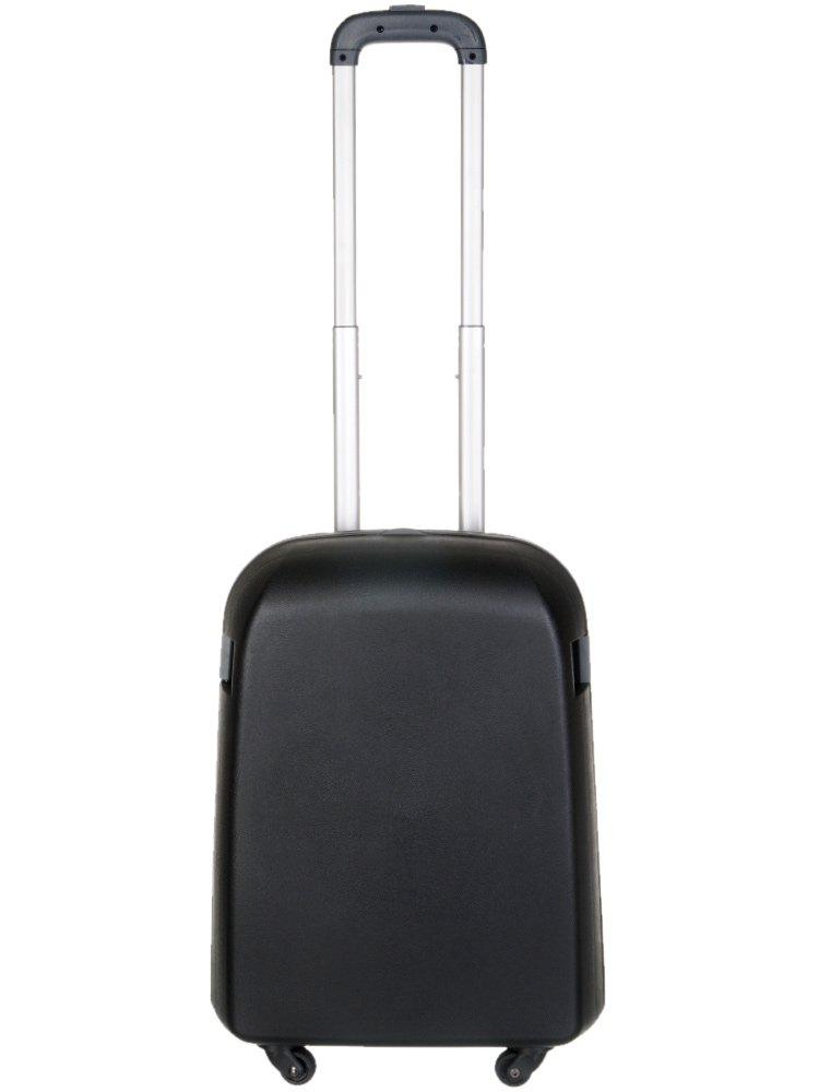 Valise DAVIDT'S BUBBLE D267101 Noir 52 cm incassable.