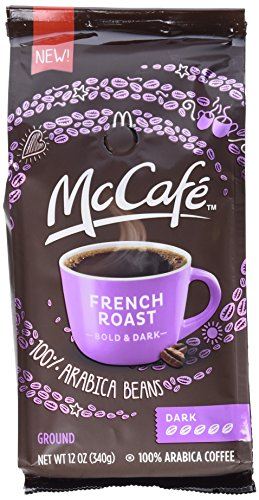 mcdonalds french roast coffee - 1