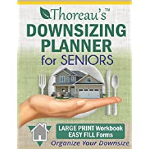 Thoreau's Downsizing Planner for Seniors (Thoreau's Planners)