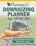 Thoreau's Downsizing Planner for Seniors (Thoreau's Planners)