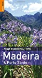 Front cover for the book Madeira Directions by Matthew Hancock