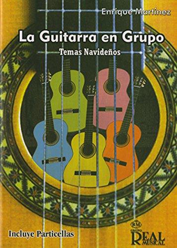 La Guitarra en Grupo, Temas Navideños: Amazon.es: Martínez Pinero ...