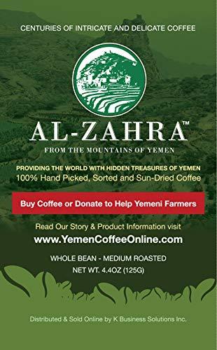 Yemeni Mocha Medium Roasted Coffee Beans