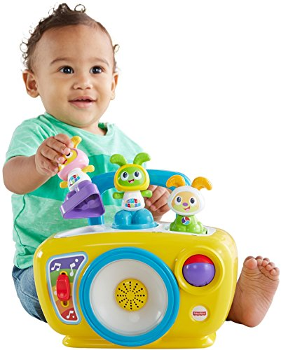 Fisher-Price Bright Beats BeatBo Boogie Boom Box