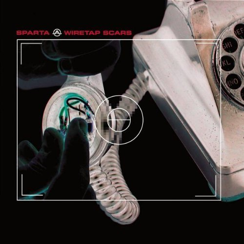 Wiretap Scars by Sparta (2002) Audio CD