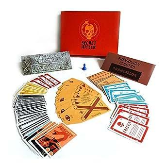 ILOFUN Secret Hitler Card Game for Family Party