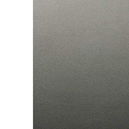 rabbitgoo® Film pour Vitre Autocollant Dépoli Opacifiant Occultant Film Protège Intimité Anti Vis à Vis Décoratif Statstique Gris Film Vitrage Fenêtre 44.5CM×200CM GLOBEGOU WZ CO. LTD