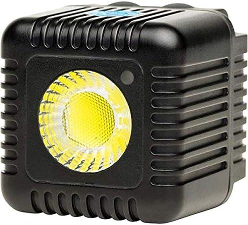 Lume Cube Einzelner Cube Action Kamera Licht Schwarz Kamera