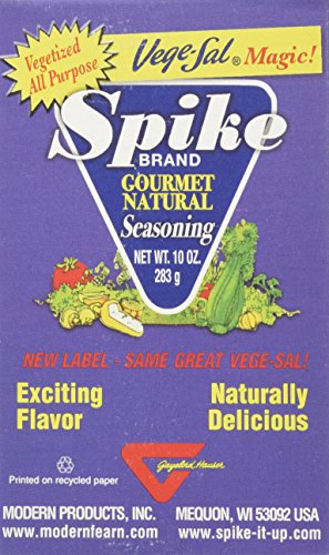 (Vege-Sal Spike Natural Seasoning Original VEGESAL 10 oz (283gr))