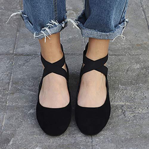 yoga Mujer Zapatos Antideslizantes Zapatillas Danza Yoga gimnasia zarlle pilates chanclas Negro Zapatos Baile Zarlle Ballet De Para SqBPZwnH