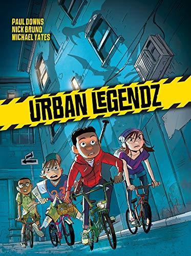 Book Cover: Urban Legendz