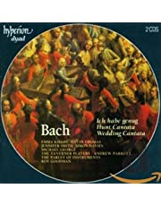 Bach, J.S.: Cantatas - Wedding, Hunt, Ich Habe Genug
