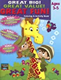 Great Big! Great Value! Great Fun!, Learning Horizons Staff, 1595450319