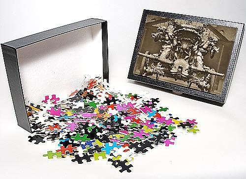 Photo Jigsaw Puzzle of State Coach