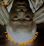 I Don't Remember - AUTOGRAPHED